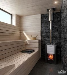 Awesome And Cheap Diy Sauna Design You Can Try At Home. Below are the And Cheap Diy Sauna Design You Can Try At Home. This post about And Cheap Diy Sauna Design You Can Try At Home was posted under the category by our team at June 2019 at . Sauna Steam Room, Sauna Room, Modern Saunas, Sauna Hammam, Building A Sauna, Piscina Spa, Sauna House, Sauna Heater, Casa Retro