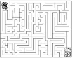 ellie magical morning maze coloring page pursuitstracking pinterest maze - Maze Coloring Pages