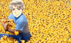 Gilbert no << oh mein gott SO MANY GILBIRDS GILBERT WHAT HAVE YOU DONE?!?!?! *Prussia intensifies*