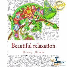 Beautiful Relaxation Adult Coloring books Flowers Animals Landscapes Patterns US
