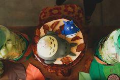 festa infantil totoro