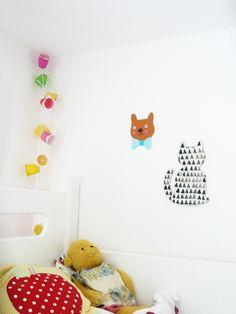 Kinderzimmer: DIY Fruchtzwerge-Lichterkette
