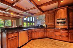 Custom Home Kitchen by WLH Custom Homes - www.wlhcustomhomes.com