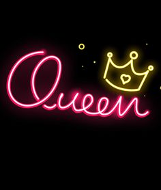 Fondos Neon - Fushion News Queens Wallpaper, Emoji Wallpaper, Love Wallpaper, Aesthetic Iphone Wallpaper, Cellphone Wallpaper, Wallpaper Quotes, Pac E Mike, Neon Quotes, Neon Words