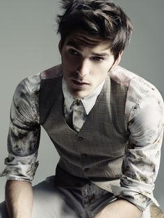 Men Fashion Tuesday   Vest Edition   01/14/2014