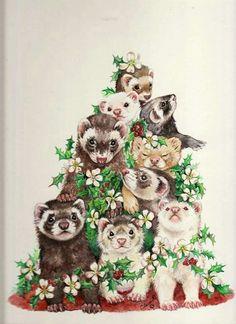 Ferret tree