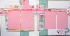 """""""Sweetie Pie"""" 12x12 Scrapbooking Kit by Diva Karen! @SGDstore"""