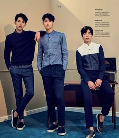 160820 CNBLUE THE CLASS 2016 FALL / WINTER Collection (Part 1) Cropped by CNBLUE.CL | twitter.com/CNBLUECL (Part 2 - Part 3)