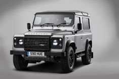 This Special Edition Land Rover Defender Is An Absolute Thing Of Beauty | Airows