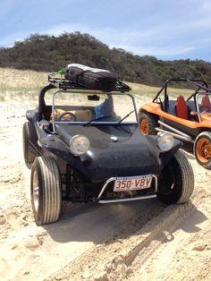 Sweet little dune buggy