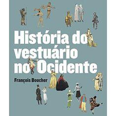 Livro - História do Vestuário no Ocidente
