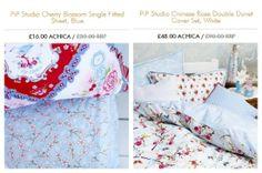 PiP Studio bedding - ah, a girl can dream!