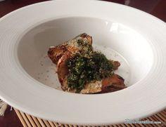 Sardinha assada no forno simples