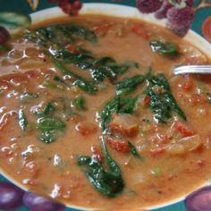 African Peanut Soup Recipe