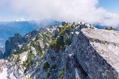 Hiking Pilchuck Mountain in Washington