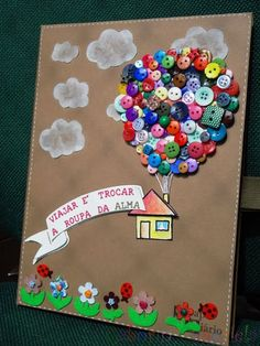 Image result for how to glue 3-D objects to scrapbook cover