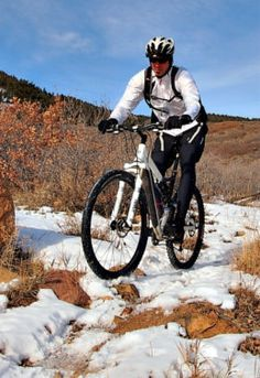 Bicycle Tire Studs | Grip Studs™ Screw-In Tire Studs | Traction in Ice, Snow and Dirt