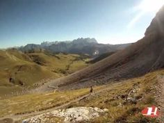 Yes! I am drawn to the Dolomites