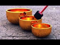 Sleep Music: Peaceful Music with Tibetan Singing Bowls for Relaxation and Chakra Balancing - YouTube