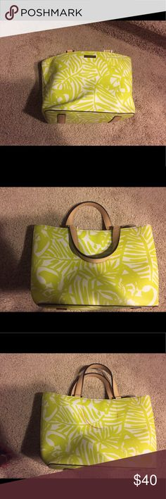 Purse Kate spade purse mark from strap (can send back to store to get fixed don't use it enough to do that) kate spade Bags Shoulder Bags