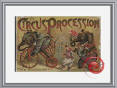 Vintage Circus Cross Stitch Pattern, Instant Download PDF.. https://www.etsy.com/listing/261109077/vintage-circus-cross-stitch-pattern