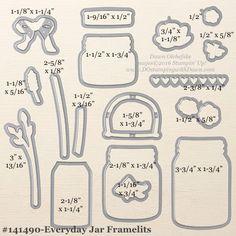 Stampin' Up! Jar of Love Bundle Swap Samples