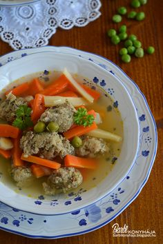 Thai Red Curry, Ethnic Recipes, Soups, Food, Essen, Soup, Meals, Yemek, Eten
