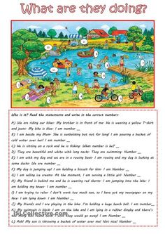 - English ESL Worksheets for distance learning and physical classrooms English Story, Kids English, English Reading, English Lessons, Learn English, French Lessons, Spanish Lessons, Learn French, English Worksheets For Kids