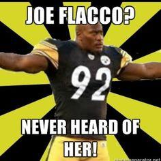 steeler rule    Harrison babyyyyyyyy!!!   Steelers Rule