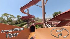 Acqua Village Follonica 2019 Viper (slide 7) 360° VR Onslide Music Clips, Viper, Age