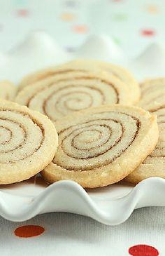 Low FODMAP Recipe and Gluten Free Recipe - Cinnamon swirl cookies   ---   http://www.ibs-health.com/low_fodmap_cinnamon_swirl_cookies.html