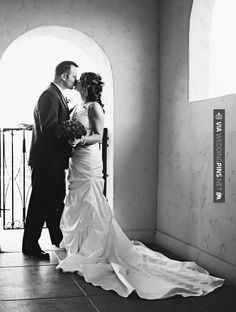 Yes - Red white black wedding bride groom with Visionyard Photography & The Frosted Petticoat   CHECK OUT MORE GREAT RED WEDDING IDEAS AT WEDDINGPINS.NET   #weddings #wedding #red #redwedding #thecolorred #events #forweddings #ilovered #purple #fire #bright #hot #love #romance #valentines