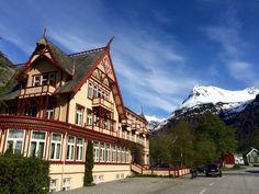 "In der Tat! ""6 historical hotels in Norway that will blow your mind"" - Unbedingt lesenswert."