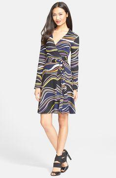 Wrap dress · Printed SilkWrap DressesDiane Von FurstenbergCasual ...