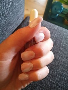 Lulle´s Tullerier: Akryl negle