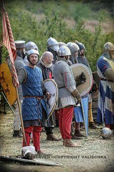 Aragonese troops.