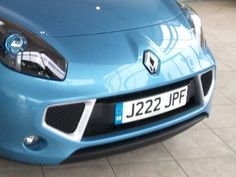 """Private registration are a great way to make buying a brand new vehicle that little bit more special!  """"Hi we have finally put our number plate on our brand new car@ It looks great we love it thanks :) :)"""""""
