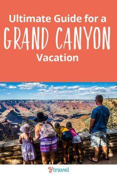 Planning Grand Canyo