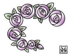 Google Image Result for http://th04.deviantart.net/fs26/300W/i/2008/158/3/e/Mackintosh_Roses_Tattoo_by_phantoms_siren.jpg