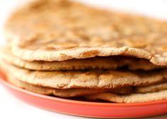 Vegan Gluten-Free Sweet Potato Flatbread