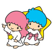favorite Sanrio duo