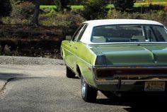 1972 Dodge Polara - mine had a dark hardtop