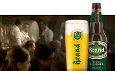 Brand bier. Het bier waar Limburg trots op is. Meer hop meer smaak. #brandbier