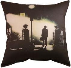 Exorcist Pillow: http://www.horrordecor.net