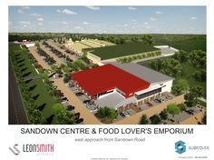 Shopping Mall, Virgin Active Gym, Under Construction, Cape Town, Places To Visit, Commercial, Real Estate, Mansions