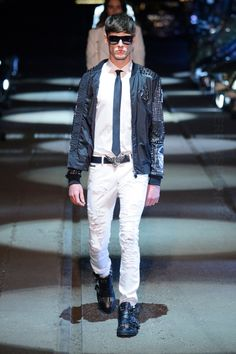 Philipp Plein SpringSummer 2016 Collection - Milan Fashion Week - DerriusPierreCom (21)