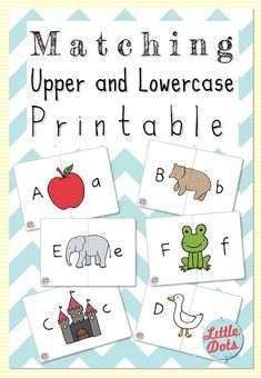 83 Best Uppercase and Lowercase Letters images