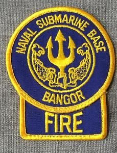 PITTSFIELD MASSACHUSETTS MA EMT FIRE PATCH