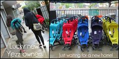 Quinny Yezz Stroller Giveaway! #Fit4aPrincess - June 17-July 1.