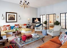 Some gorgeous ideas to furnish your living room with style and vivacity